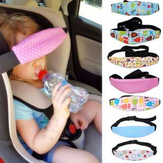 Car Safety, Sleep Positioner for Infants And Baby Head Support