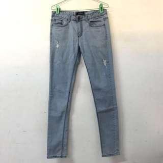牛仔褲 Size:L