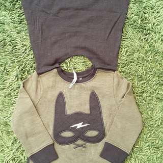 Cotton on sweatshirt size 3y
