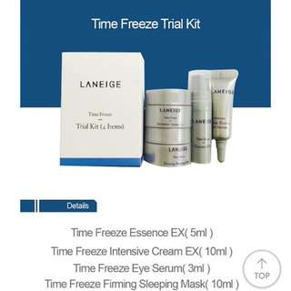 Laneige Trial Kits!! (8 types avail :))
