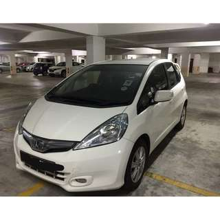 HONDA JAZZ HYBRID FOR SALE