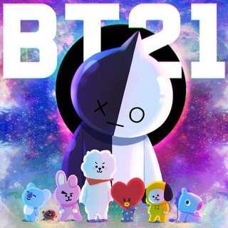 BT21 New Items 🔥