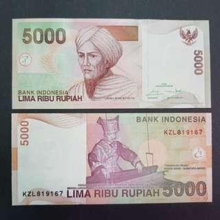 Bank Indonesia 5000 Rupiah 🇮🇩 !!!