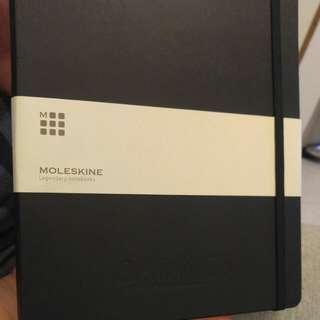 Moleskine x Barings (Legendary Notebooks)