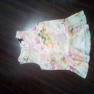 Flare Top Flower