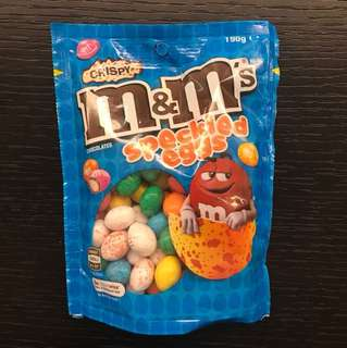🇦🇺 M&M's speckled eggs