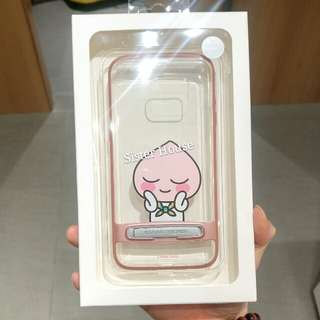 (包郵)🇰🇷Kakao Friends Apeach Standing Bumper Phone Case 手機殼