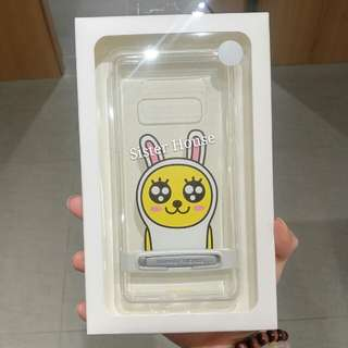 (包郵)🇰🇷Kakao Friends Muzi Standing Bumper Phone Case 手機殼