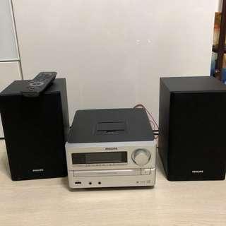Philips CD播放機 DCM2020/12