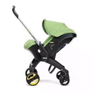 DOONA 2 in 1 Stroller Car Seat FRESH GREEN