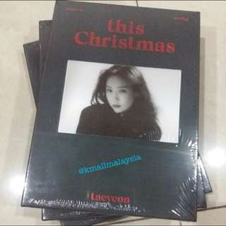 Ready Stock!!🔥 Taeyeon Winter Album-This Christmas