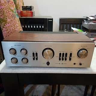Luxman L80V Integrated Amplifier