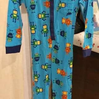 Boy Onesie Pyjama