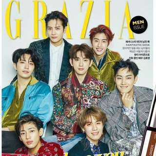 GOT7 GRAZIA FEB ISSUE