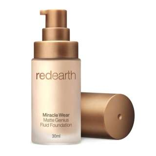 Red Earth Miracle Wear Foundation