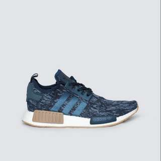 Adidas NMD R1 Legend Ink - Navy Gum
