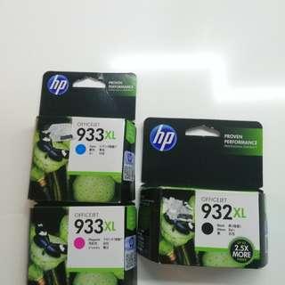 HP Officejet 6700 Series Ink Cartridges (Black, Magenta, Cyan)