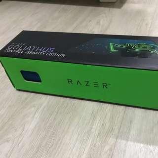 (Limited Edition) Razer Golliathus Control Mousepad