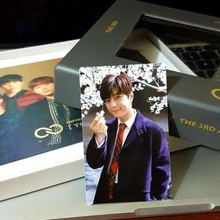 "[WTT] INFINITE ""Top Seed"" Album Photocard"