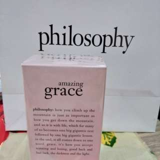 Philosophy Amazing Grace Perfume EDT 60ml ORI