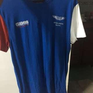 Hacket Aston Martin Racing Tshirt