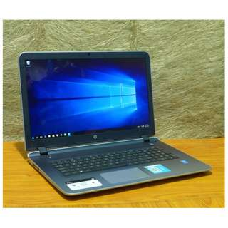 Rare HP Corei7 8gb 1TB 17inch Laptop