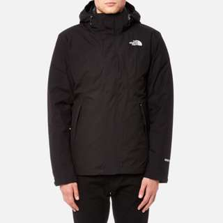 Gore-tex The North Face Mountain Light Triclimate Jacket 3合1