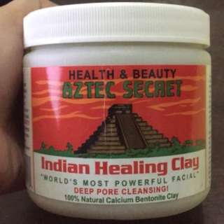 INDIAN AZTEC HEALING MASK