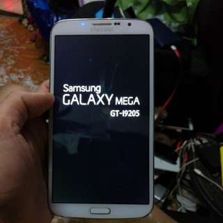 Samsung Galaxy mega  i9205  4G Lte (read & see my carousell information othet mobile)