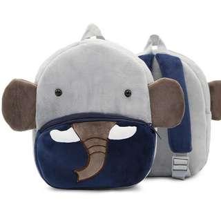 BACKPACK - ZOO PLUSH ELEPHANT
