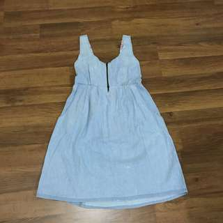Denim Acid Dress
