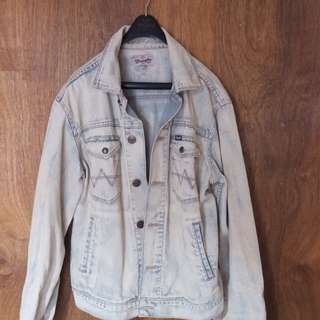 Wrangler Denim Jacket / Jaket Jeans