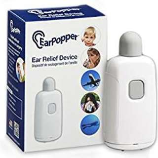 EarPopper Home Version - Ear Pressure Relief Device