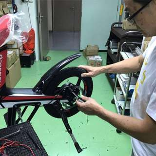 E-Scooter Technicians Wanted