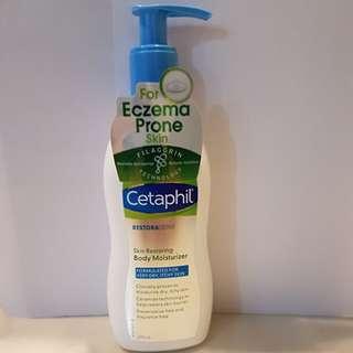 Cetaphil body moisturizer 295ml