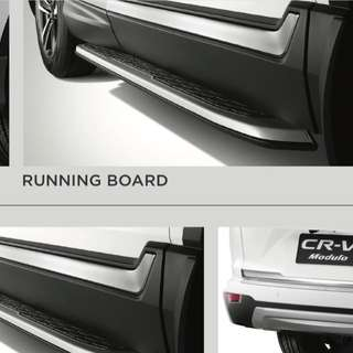 Honda CRV running board original