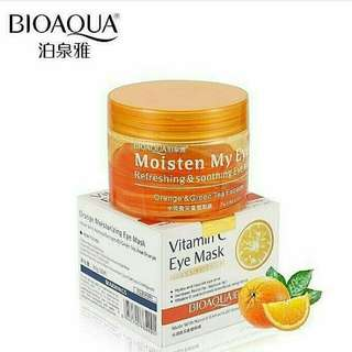 Bioaqua Vitamin C Eye Mask