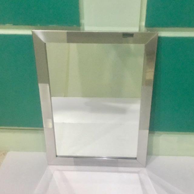 壁鏡/430不銹鋼框、可直、橫掛