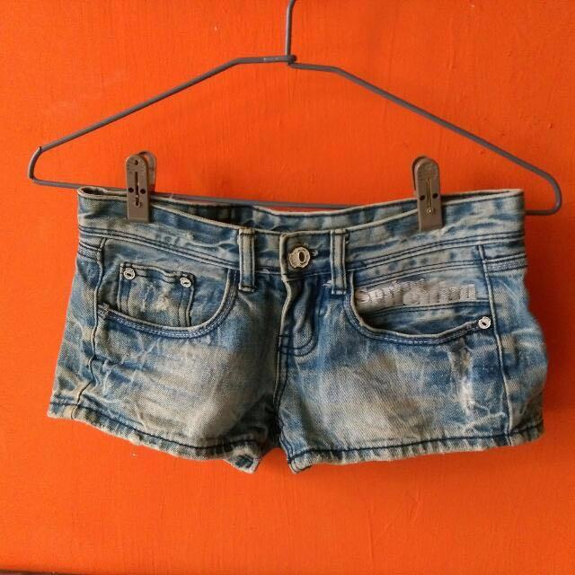 🎈牛仔短褲