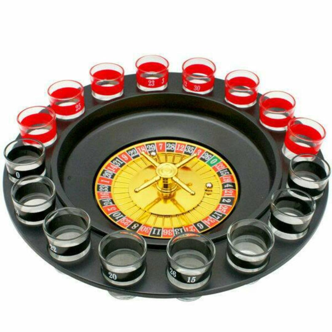俄羅斯輪盤遊戲