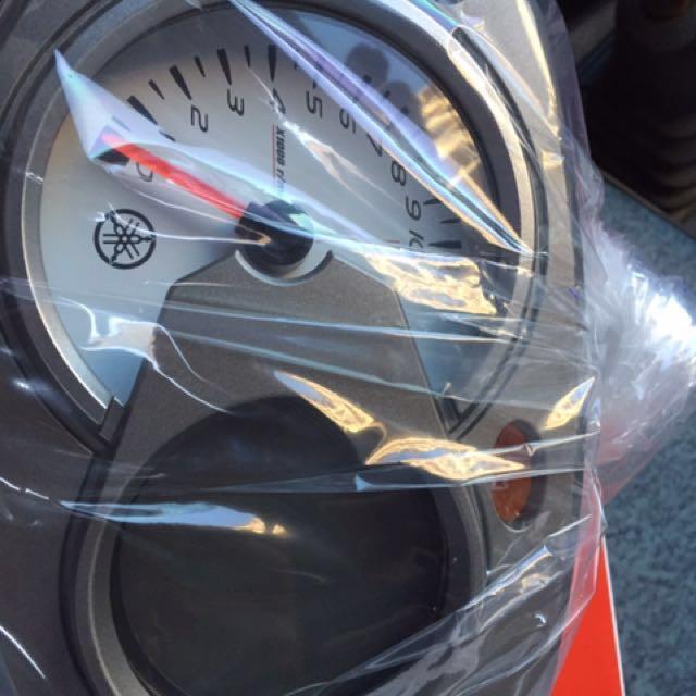 新勁戰二代 全車系儀表板