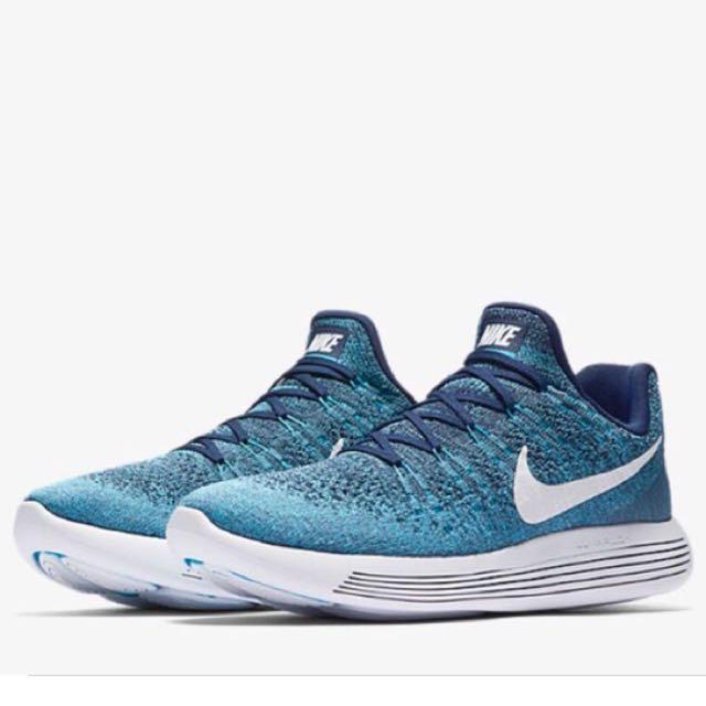 全新 Nike lunarlon 女鞋24cm