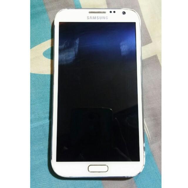 三星 Samsung Note2 N7100 (零件機)
