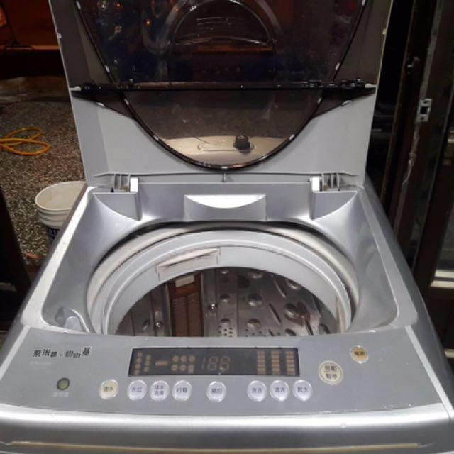 大同 TATUNG 奈米銀 自由基 13公斤 洗衣機