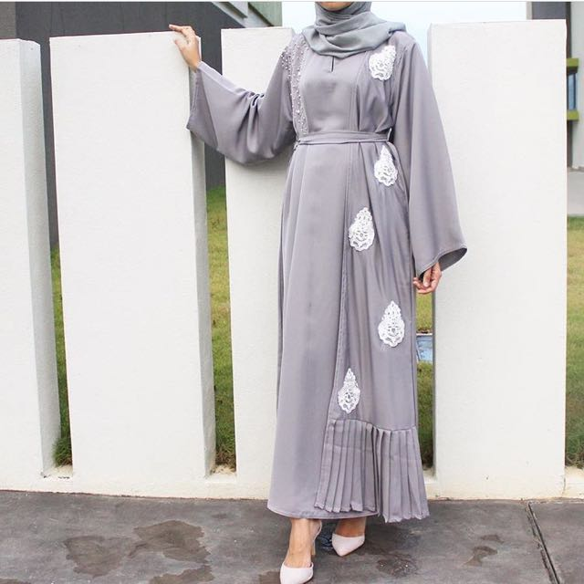Abaya Dubai Readystock