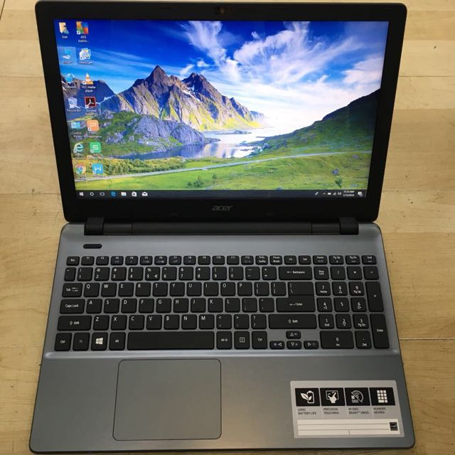"""Acer 15"""" Gaming E5 571G Core i5 Nvidia GT840m Graphic !!"""