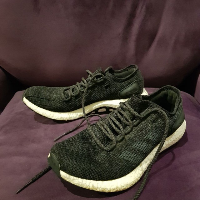 838224324 Adidas Pure Boost size 41.5. Very good condition.