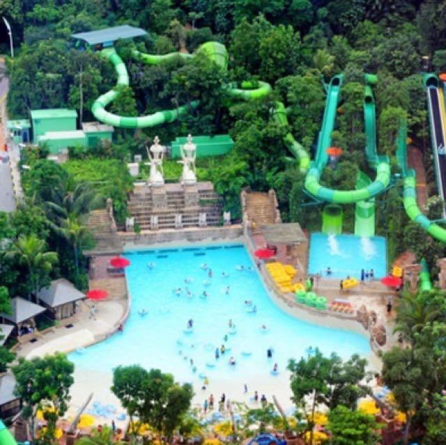 Adventure Cove Waterpark ☝🏻💋