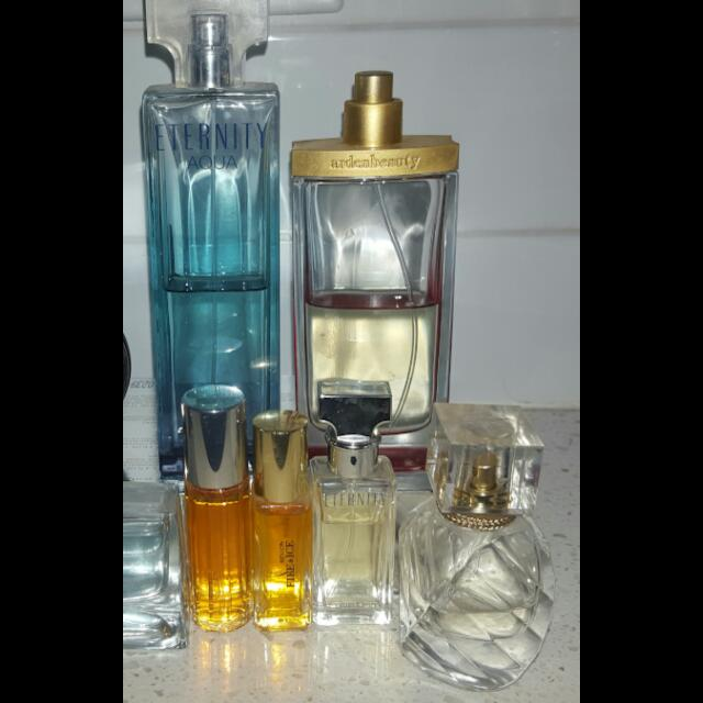 ALL FOR $30!! BULK LOT OF PERFUMES