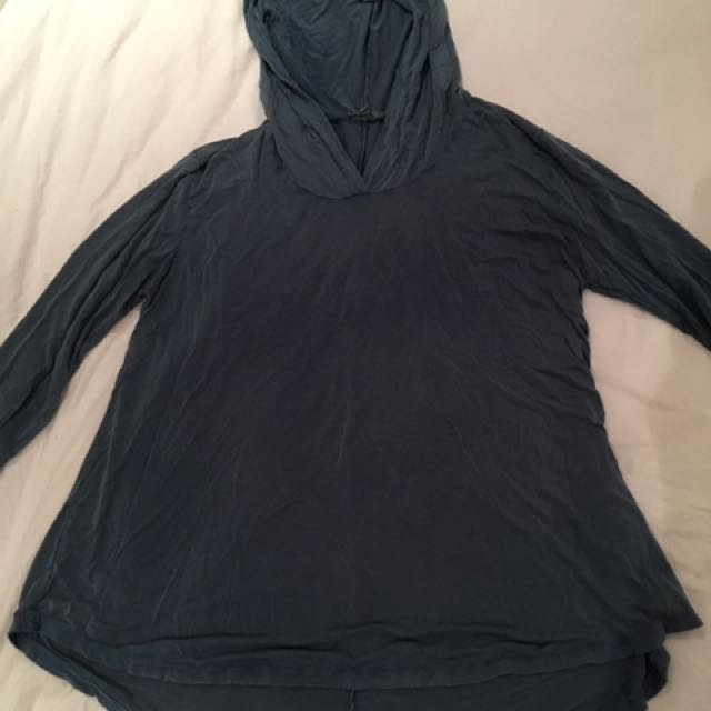 American eagle don't ask why one size long shirt